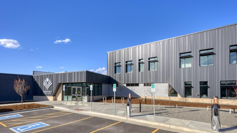 Boulder Valley School District Education and Administration Center